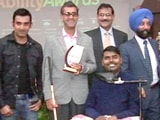 Video : Awards To Recognise, Honor And Encourage Specially Abled Swachh Warriors