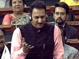 Video : BJP Minister Apologises In Parliament For 'Change Constitution' Remark