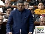 Video : इंडिया 7 बजे : कानून मंत्री रविशंकर प्रसाद ने लोकसभा में पेश किया तीन तलाक बिल