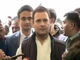 Video : Constitution Under Attack By BJP: Rahul Gandhi