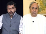Video : Ridiculous To Say I'm Not In Charge: Odisha Chief Minister Naveen Patnaik