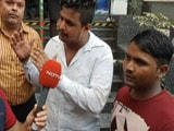 "Video : ""We Covered Our Nose With Shirts"": 2 Men Saved 50 Lives In Mumbai Tragedy"