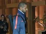 Video : Shikhar Dhawan Fumes As Airline Doesn't Allow His Family To Fly