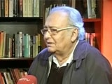 "Video : <i>Mayurakshi</i> Star Soumitra Chatterjee On Films Which Make ""Older People Necessary"""