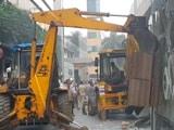 Video : हादसे के बाद हरकत में आई बीएमसी
