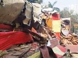 Video : अवैध निर्माण पर BMC की कार्रवाई दूसरे दिन भी जारी