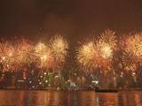 Video : देशभर में नए साल की धूम, सुरक्षा के कड़े इंतजाम