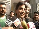 Video : Ignored For Rajya Sabha, Kumar Vishwas Declares War On Arvind Kejriwal