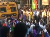 Video : MoJo: जातीय हिंसा पर मुंबई की रफ़्तार पर लगी ब्रेक, शाम को खत्म हुआ हड़ताल
