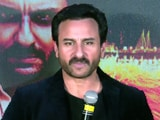 Video : Saif Ali Khan On His Most Embarrassing Song