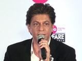 Video : Watch Out, I Will Always Be On Time From Now On! Warns Shah Rukh Khan