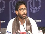 Video : 'Ambedkarite' PM Must Speak On Violence Against Dalits: Jignesh Mevani