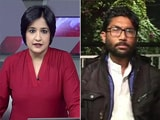 "Video : ""Ambedkarite PM Can't Be Silent"": Jignesh Mevani To NDTV"
