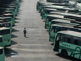 Video : Tamil Nadu Transport Workers' Strike Continues, 14,000 Buses Remain Off Road