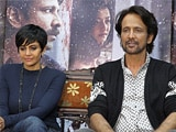 Video : Mandira Bedi & Kay Kay Menon On Their Upcoming Film <i>Vodka Diaries</i>