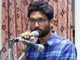 Videos : रोक के बावजूद जिग्नेश मेवाणी 'युवा हुंकार' रैली में हुए शामिल