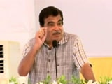 Video : 'Go To Pak Border, Won't Give Land In Mumbai': Nitin Gadkari Tells Navy