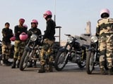 Video : BSF's Women Bikers To Make History This Republic Day