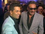 Video : Video: Karan Johar & Jackie Shroff At A Party
