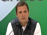 Video : Rahul Gandhi To Go To Office In Plan To Revive Party Headquarters