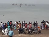 Video : Boat With 40 School Children Capsizes In Maharashtra's Dahanu
