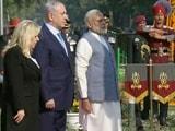 Video: भारत दौरे पर इजरायल के पीएम बेंजामिन नेतन्याहू