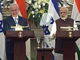Video : Joint Statement By PM Modi, Israel's Benjamin Netanyahu