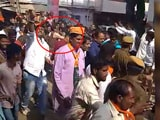 "Video: Reflex Action: BJP's Defence To Madhya Pradesh Chief Minister ""Hitting"" Security Guard"