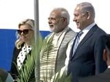 Video : अहमदाबाद पहुंचे इजरायली पीएम बेंजामिन नेतन्याहू