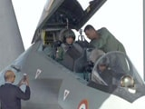 Video : Defence Minister Nirmala Sitharaman Flies Sukhoi Jet In 45-Minute Sortie