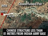 Video : Full-Fledged Chinese Military Complex in Doklam, Show Satellite Pics
