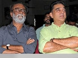 "Video : ""Let Us See"": Rajinikanth Keeps Hopes Alive Of Alliance With Kamal Haasan"