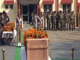 Video: BSF Jawan Killed In Ceasefire Violation By Pak Troops In Jammu's RS Pura Sector