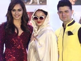 Video : Rekha At Dabboo Ratnani's 2018 Calendar Launch