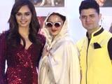 Video : Rekha At Dabboo Ratnani's 2018 Calendar Launch