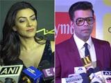 Video : Bollywood Reacts: Karan Johar & Sushmita Sen On <i>Padmaavat's</i> Release