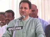 Video : After Constitution Remark, Minister Anantkumar Hegde Says 'Won't Pay Heed To Barking Dogs'