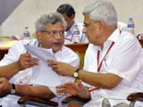 Video : In Key Vote, CPM Rejects Sitaram Yechury's Call For Tie-Up With Congress
