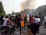 Video : Top News@8.30 AM :  फिल्म पद्मावत के विरोध में करणी सेना का नोएडा में उत्पात