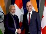 Video : दावोस : पीएम मोदी  स्वीडन और कनाडा के प्रधानमंत्रियों से करेंगे मुलाकात