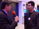 Video : ऐसा लग रहा है कि दावोस में इंडियन पार्टी चल रही है : करण जोहर