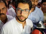 Video : Aditya Thackeray Promoted As Shiv Sena Preps For Solo Act In Polls