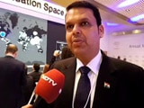 Video : PM Modi Is One Leader Who Believes In Globalisation: Devendra Fadnavis