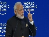 "Video : ""Red Tape Out, Red Carpet In,"" PM Modi Tells Global CEOs"