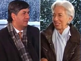 Video : Indian Economy Doing Exceptionally Well, Says IMF Chief To NDTV