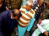 Video : Lalu Yadav Gets 5 Years In Jail In Third Fodder Scam Case