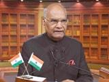 Video: इंडिया 7 बजे : राष्ट्रपति ने देशवासियों को गणतंत्र दिवस की बधाई दी