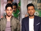 Video: Sidharth Malhotra Hopes <i>Aiyaary</i> Encourages Youth To Join Army