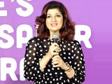 Video : Twinkle Khanna's Talk On Menstruation And <i>PadMan</i>