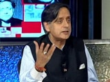 "Video : ""Not Being Less Hindu To Respect Muslim Worshipper At Mosque On Eid"": Shashi Tharoor"